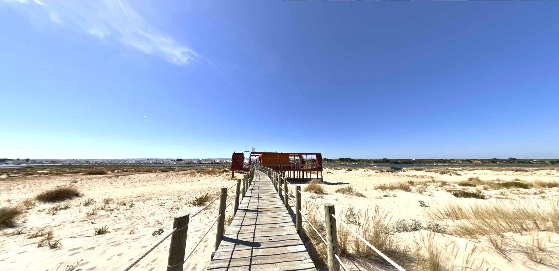 praia cabanas de tavira - camping ria formosa