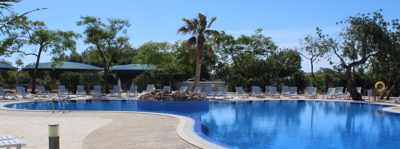 About Camping Ria Formosa - Algarve - Big Campsite near the beach - bungalows - tendas - mobile homes