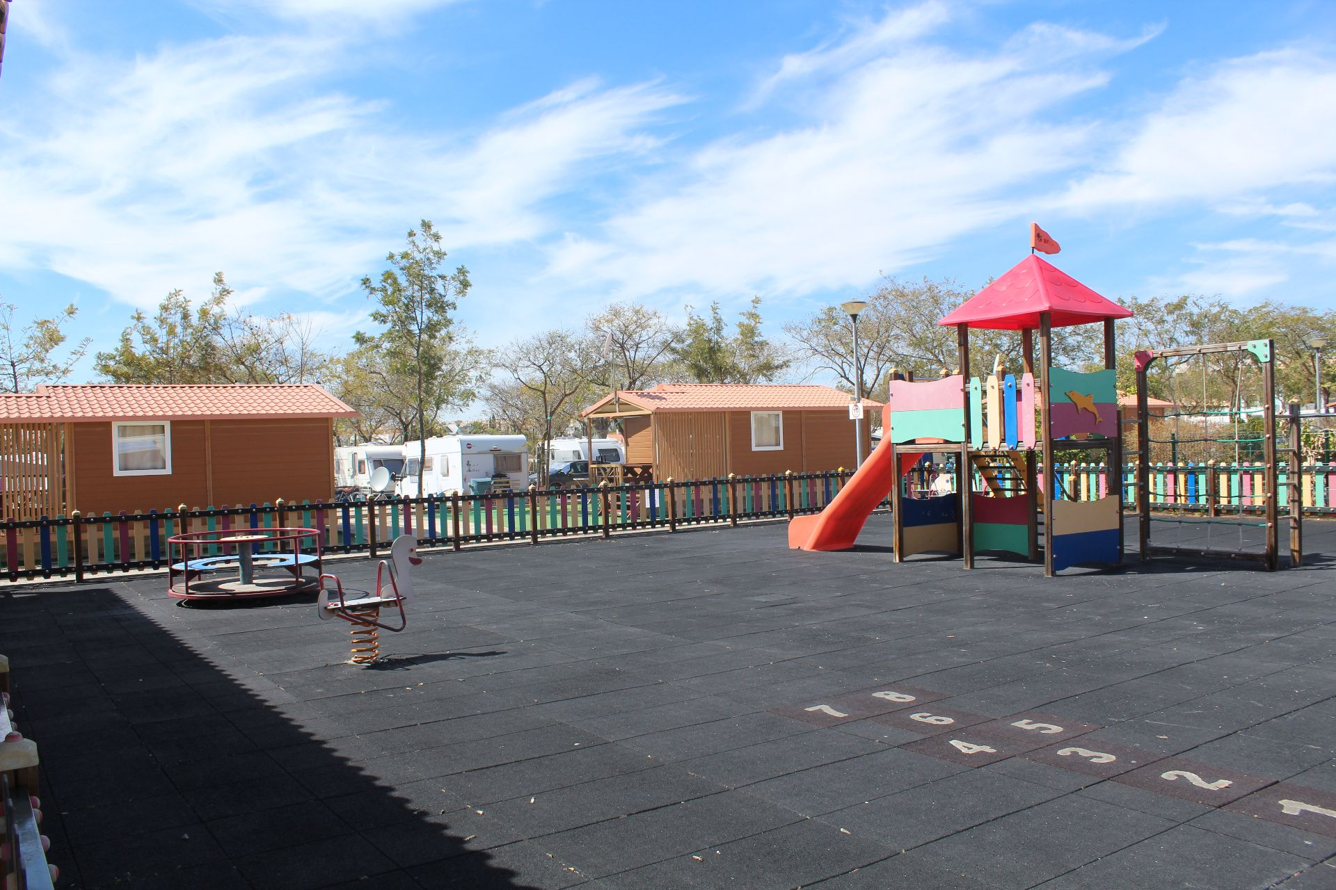 Playground camping ria formosa