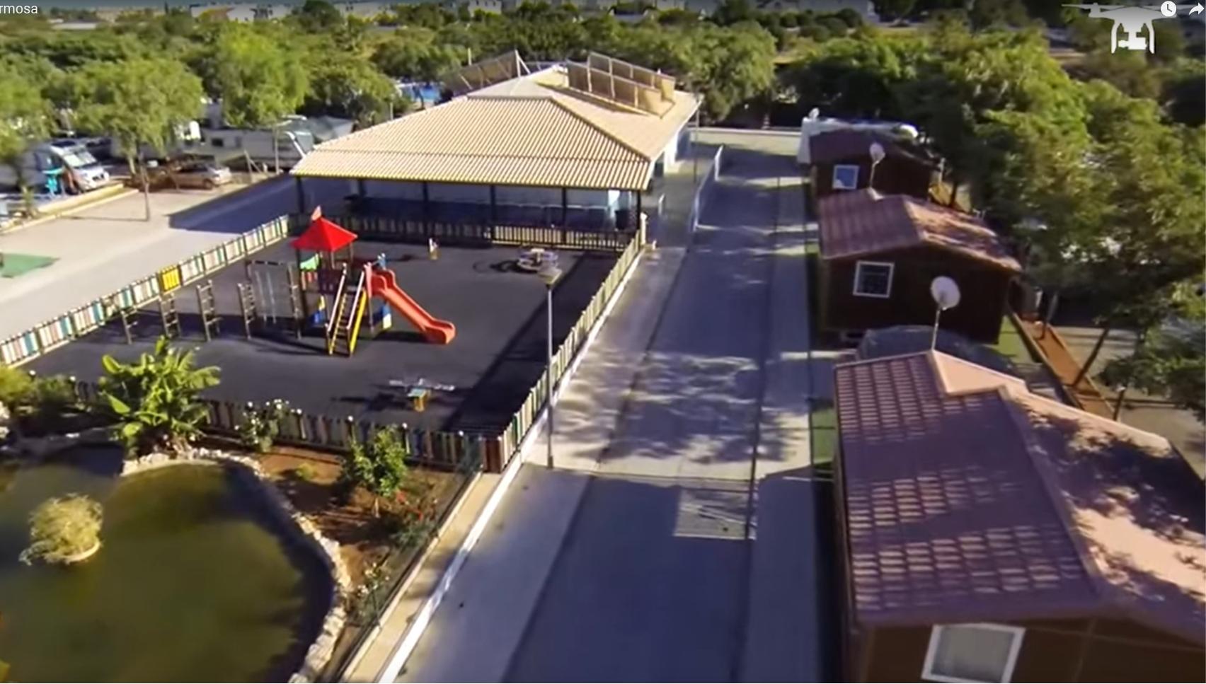 Parque de Campismo Ria Formosa Unipessoal - big campsite Algarve - Portugal - - bungalows - tendas - mobile homes