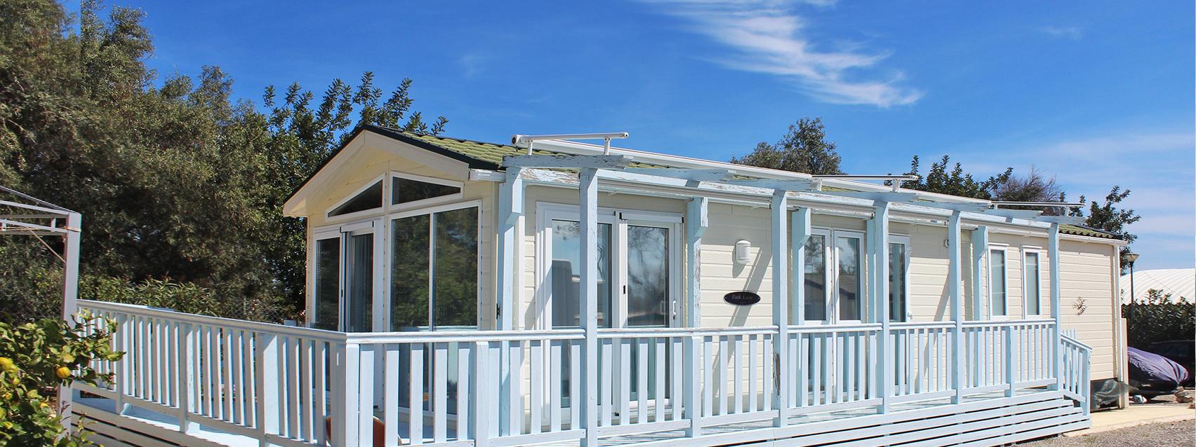Casas móviles en Camping Ria Formosa - Algarve