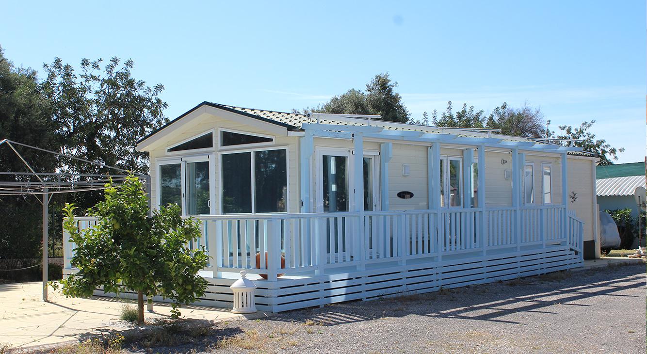 mobile homes camping ria formosa Tavira