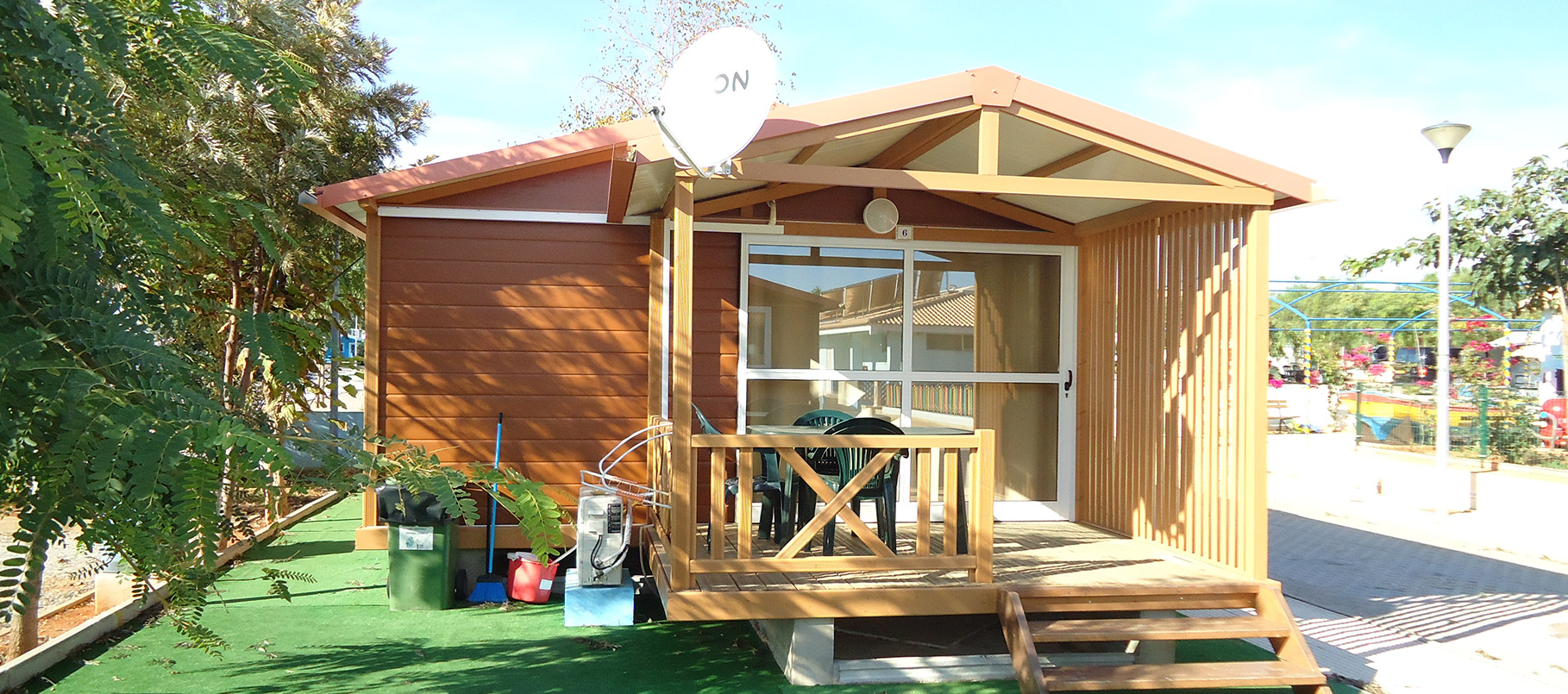 Campismo Ria Formosa - campsite with Bungalows in Algarve