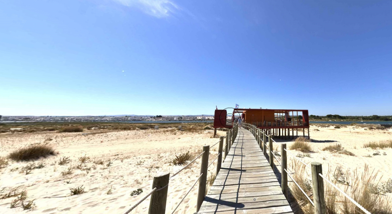 Cabanas de Tavira - Camping Ria Formosa  - bungalows - tendas - mobile homes